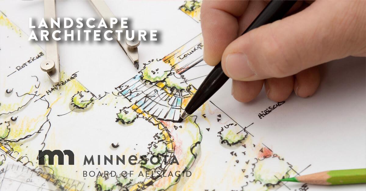 Landscape Architecture Minnesota Board of Architecture