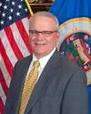 Commissioner John Linc Stine