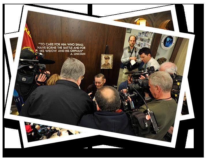 mdva press conference