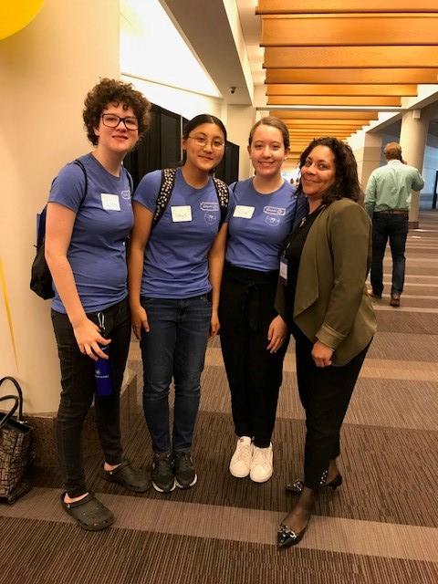 Young Women in Tech