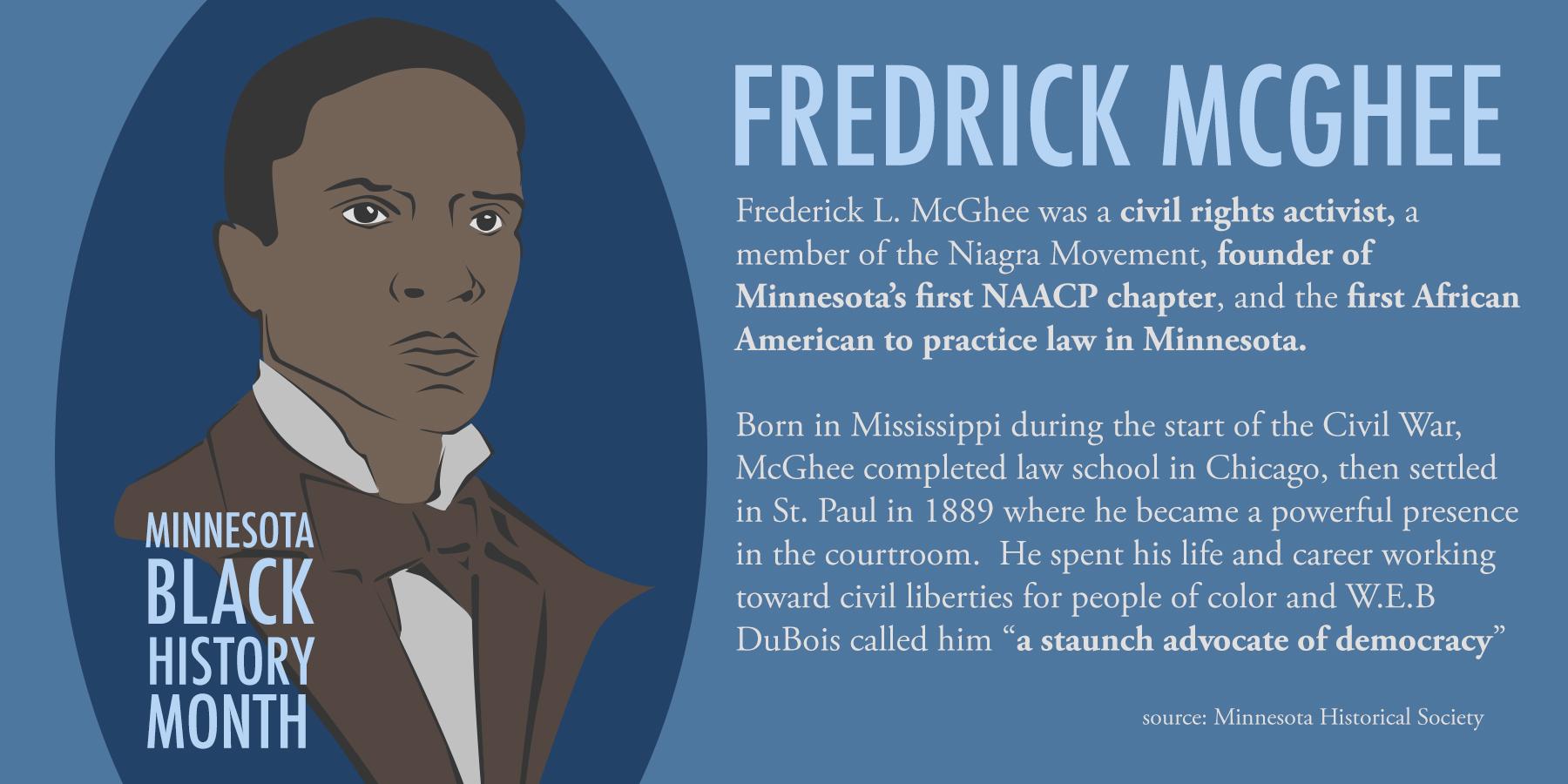 Fredrick McGhee.