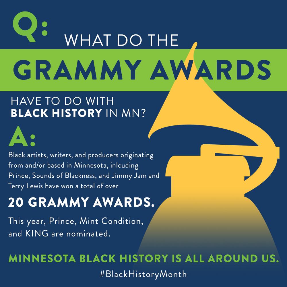 Black History Month: Grammys
