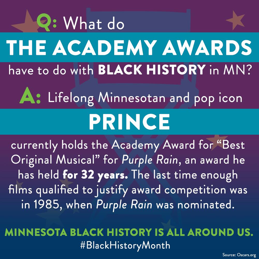 Black History Month: Prince