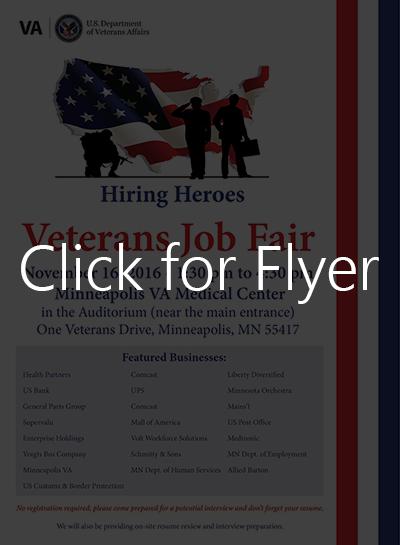 hiring heroes veterans job fair