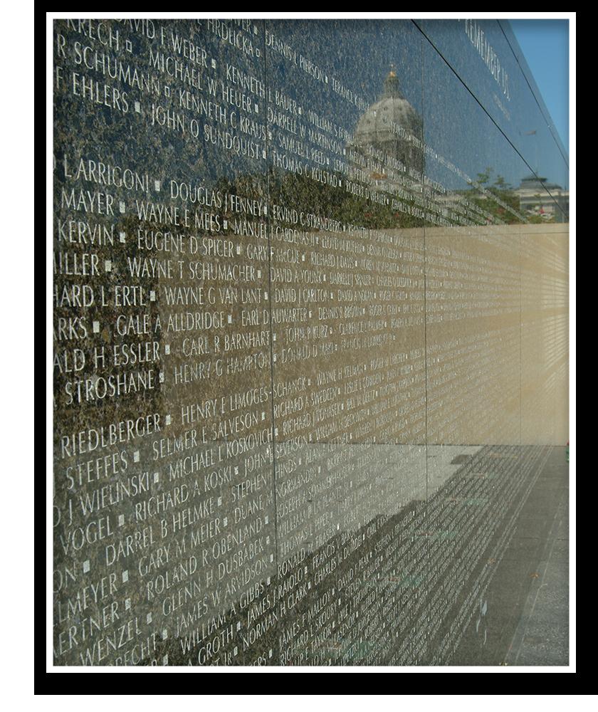 Minnesota Vietnam Memorial Minnesota Department Of
